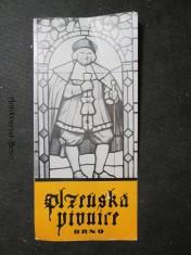 náhled knihy - Plzeňská pivnice Brno
