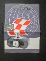 náhled knihy - Leták Magnetrony Tesla
