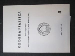 náhled knihy - Drobná plastika. Instrukce pro členy Československé společnosti přátel drobné plastiky