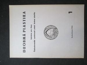 náhled knihy - Drobná plastika. Instrukce pro členy Československé společnosti přátel drobné plastiky 1