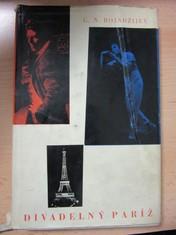 náhled knihy - Divadelný Paríž