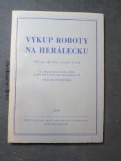 náhled knihy - Výkup roboty na Herálecku : (městys Herálec. Svazek třetí)