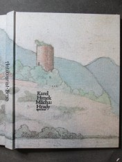 náhled knihy - Karel Hynek Mácha: Hrady spatřené