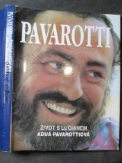 náhled knihy - Pavarotti : život s Lucianem