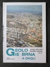 náhled knihy - Geologie Brna a okolí