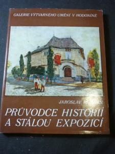 náhled knihy - Průvodce historií a stálou expozicí Galerie výtvarného umění v Hodoníně
