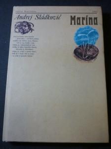 náhled knihy - Marína