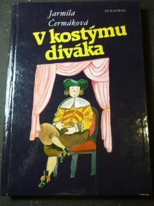náhled knihy - V kostýmu diváka : pro čtenáře od 9 let