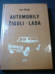 náhled knihy - Automobily : Žiguli, Lada
