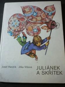 náhled knihy - Juliánek a skřítek