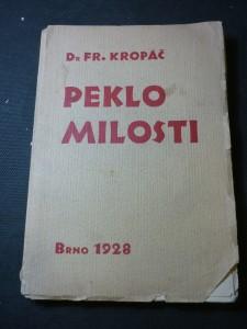 náhled knihy - Peklo milosti : román
