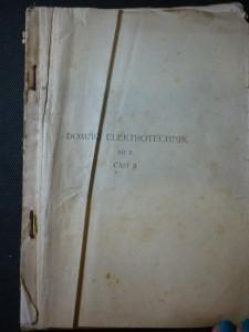 náhled knihy - Domácí elektrotechnik. Díl 2. Část 2, Elektřina galvanická