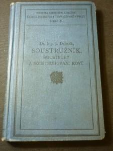 náhled knihy - Soustružník, soustruhy a soustruhování kovů