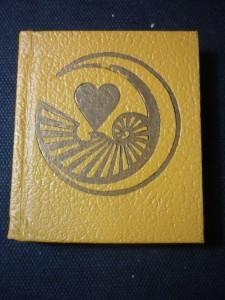 náhled knihy - Malé zázraky : výbor z milostné poezie