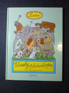 náhled knihy - Ladův veselý přírodopis