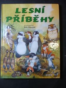 náhled knihy - lesní příběhy