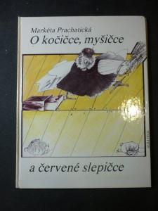 náhled knihy - O kočičce, myšičce a červené slepičce : Pro děti od 5 let