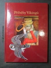náhled knihy - Příběhy Vikingů