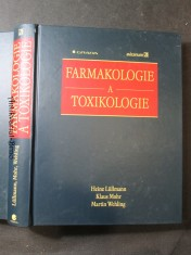 náhled knihy - Farmakologie a toxikologie