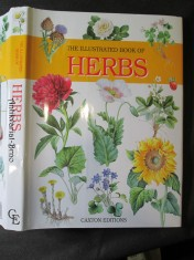 náhled knihy - The illustrated book of HERBS
