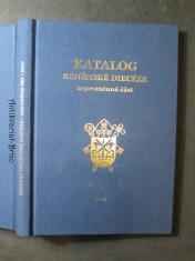 náhled knihy - Katalog brněnské diecéze : neproměnná část