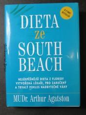 náhled knihy - Dieta ze South Beach : chutný, spolehlivý dietní plán na rychlé a zdravé hubnutí, vypracovaný lékařem