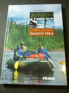 náhled knihy - S bráchou na Aljašce - Severní řeka