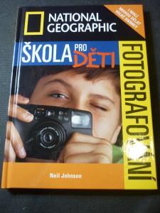 náhled knihy - škola pro děti fotografování