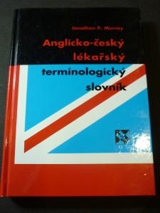 náhled knihy - Anglicko-český lékařský terminologický slovník