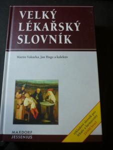 náhled knihy - Velký lékařský slovník