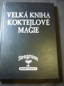 náhled knihy - Velká kniha koktejlové magie