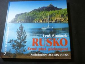 náhled knihy - Rusko : země plná překvapení : půl roku na dobrodružné cestě od Karpat až k Bajkalu, hledání přirozeného způsobu života a nedotčené přírody