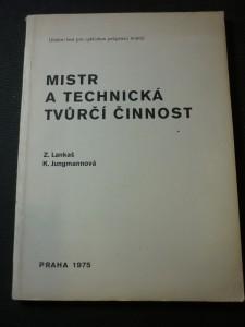náhled knihy - mistr a technická tvůrčí činnost