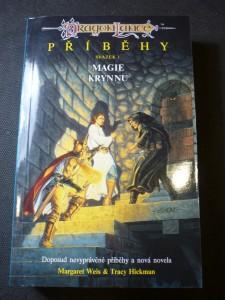 náhled knihy - příběhy magie a krynnu I.
