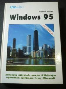 náhled knihy - Windows 95 : průvodce uživatele novým 32bitovým operačním systémem firmy Microsoft