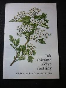 náhled knihy - Jak sbíráme léčivé rostliny