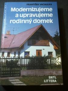 náhled knihy - modernizujeme a opravujeme rodinný domek