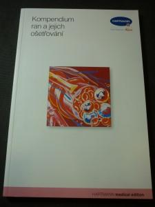 náhled knihy - Kompendium ran a jejich ošetřování