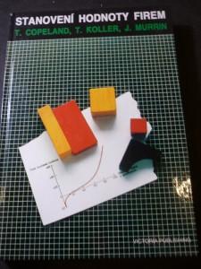 náhled knihy - Stanovení hodnoty firem