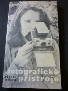 náhled knihy - Fotografické přístroje