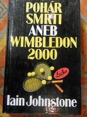 náhled knihy - Pohár smrti aneb Wimbledon 2000