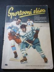 náhled knihy - sportovní sláva
