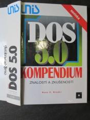náhled knihy - DOS 5.0. Kompendium znalostí a dovedností