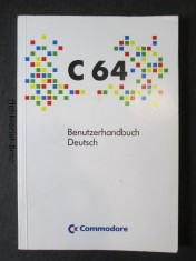 náhled knihy - C 64. Benutzerhandbuch Deutsch