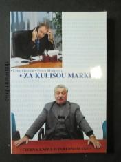 náhled knihy - Za kulisou markízy