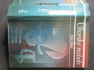 náhled knihy - Uhorský nabob