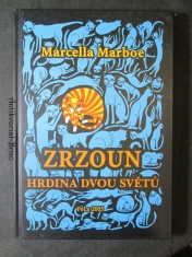 náhled knihy - Zrzoun, hrdina dvou světů