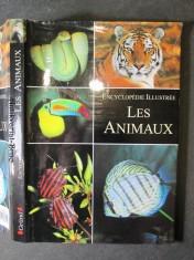 náhled knihy - Encyclopédie illustrée Les animaux