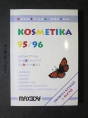 náhled knihy - Kosmetika 95/96. Oborový katalog 2. ročník