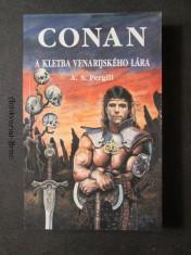 náhled knihy - Conan a kletba venarijského lára